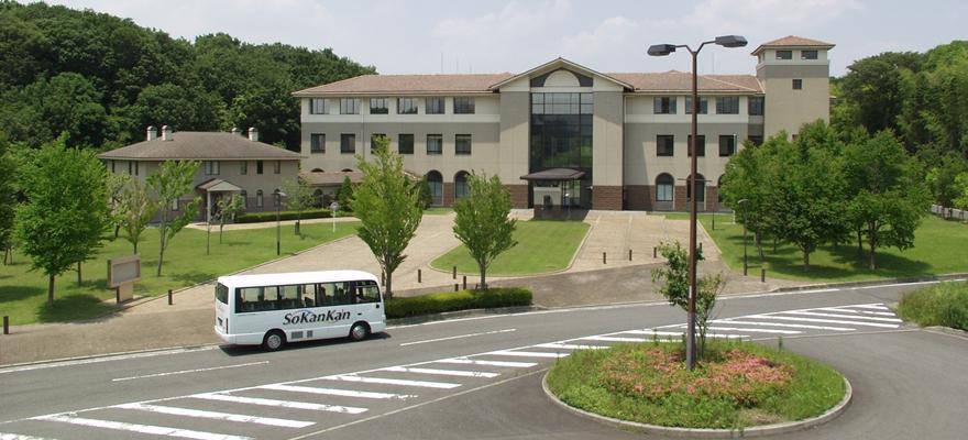 湘南藤沢キャンパス(SFC) ・看護医療学部校舎